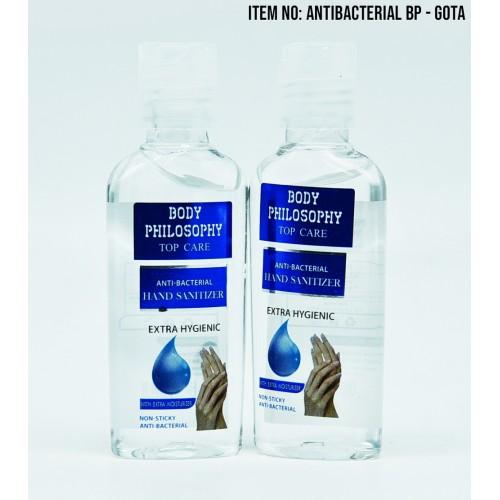 GEL ANTIBACTERIAL BODY PHILO/60ML X12UND