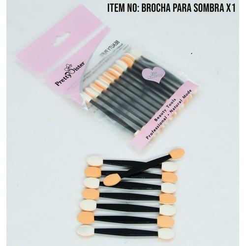 BROCHA DE SOMBRA MINI X1UND #5812