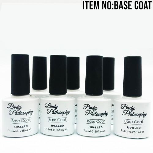 GEL BODY PHI/SEMI-PERMA BLANCO X12UND BASE COAT